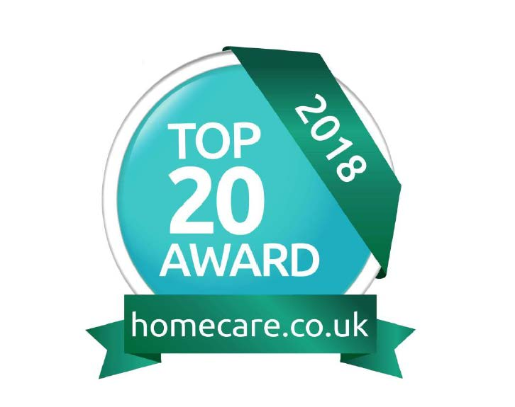 The Care Collection recognised in the Top 20 Home Care Providers in Yorkshire and The Humber