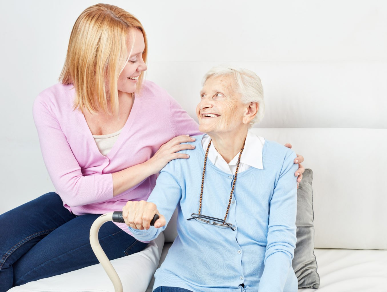 Live in care as a life-enhancing alternative to residential care