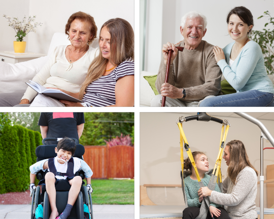 Hourly and Live-in Home Care Services in Kirklees, Wakefield, Huddersfield and Calderdale